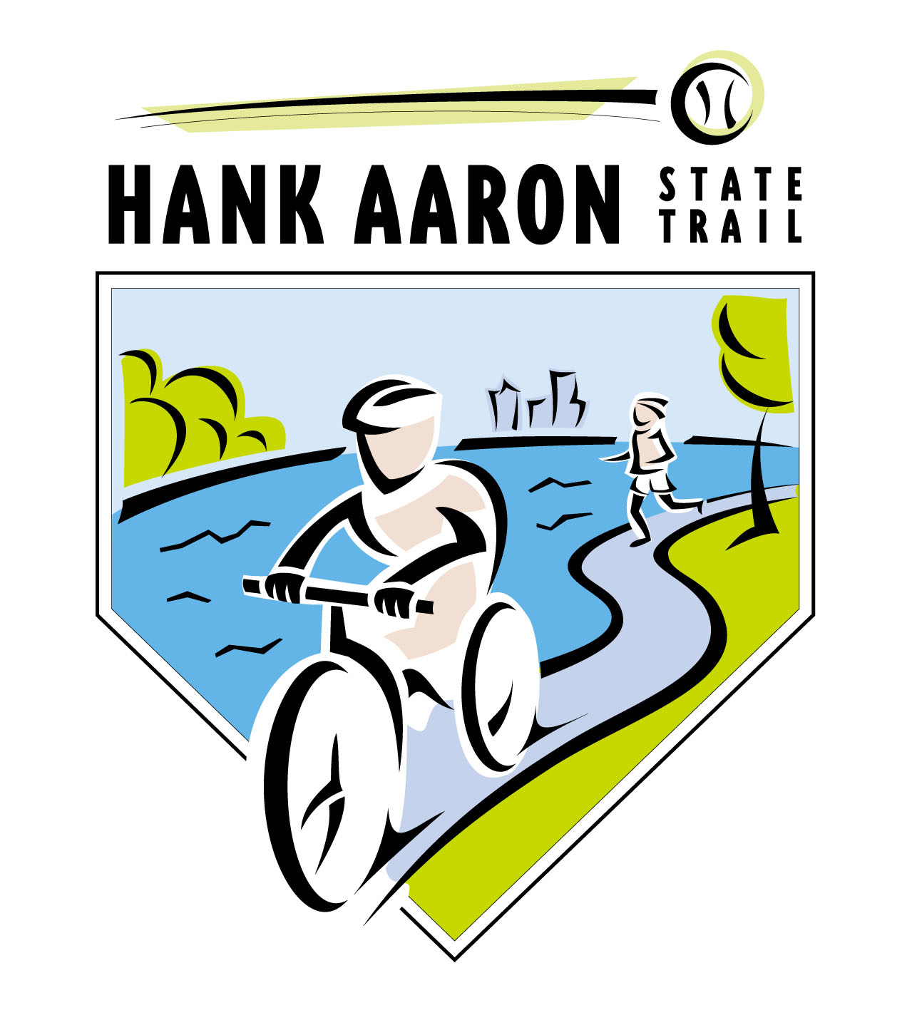Hank Aaron State Trail
