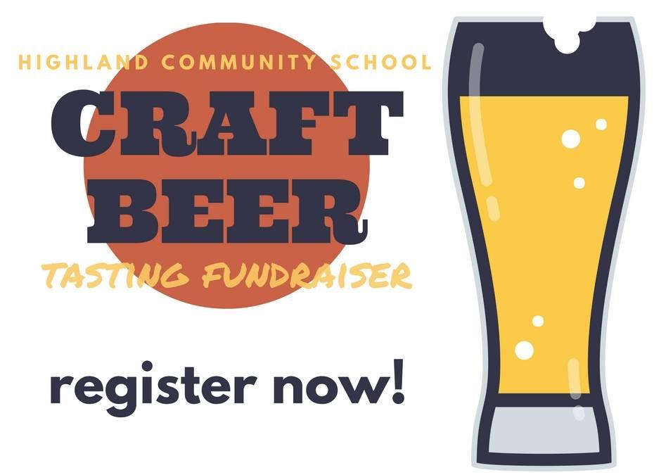 Craft Beer Tasting Fundraiser